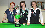 Artikel: Landesmeisterschaft Snooker Damen 2014